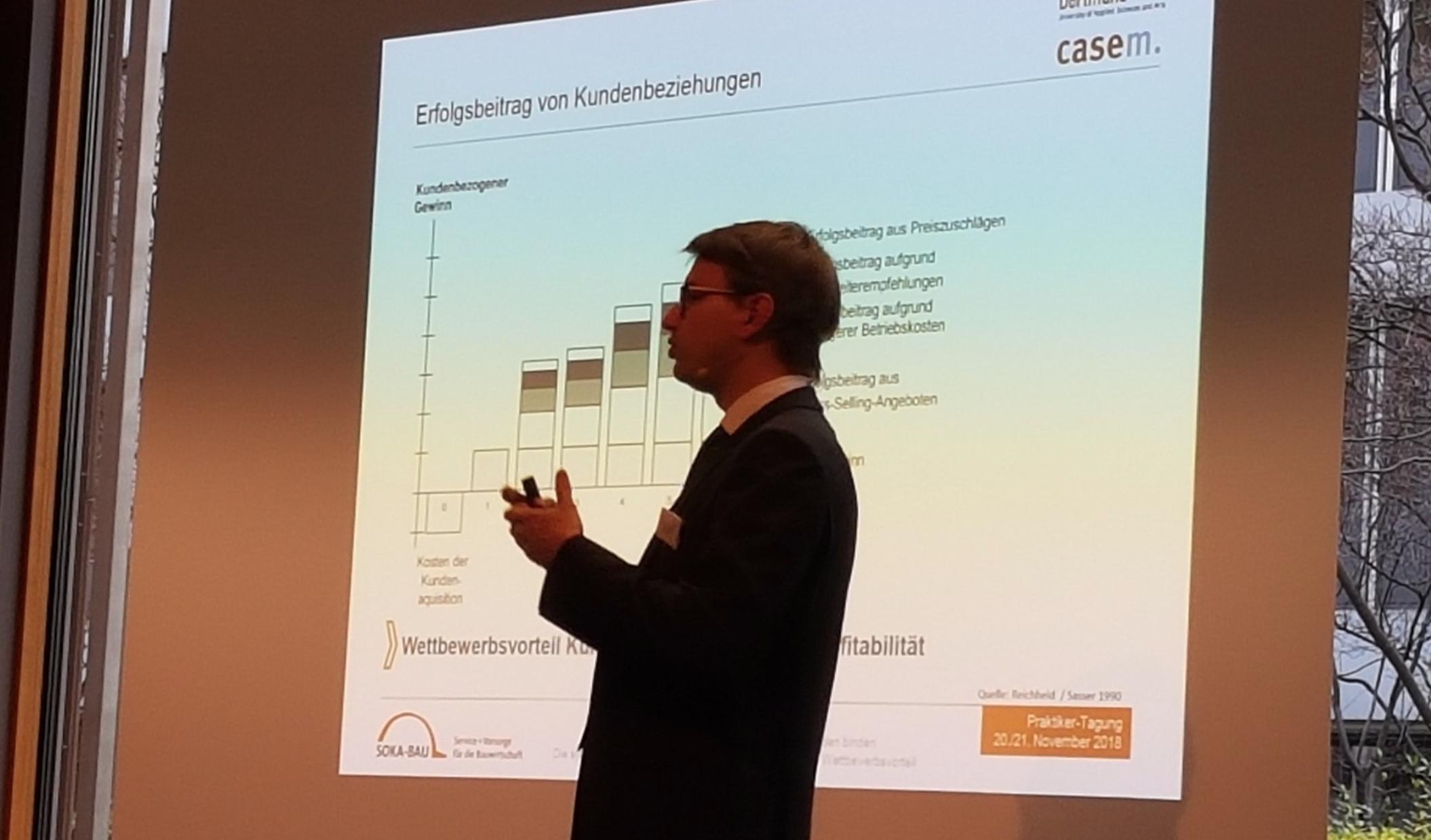 """""""Kunden finden – Kunden binden"""" – Praktikertagung der deutschen Bauwirtschaft am 20./21. November in Wiesbaden"""