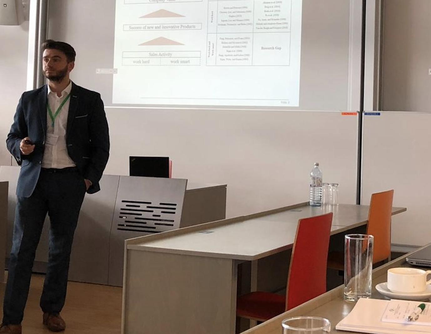 CASEM mit Fachbeitrag auf führender Forschungskonferenz für Innovation in Wien