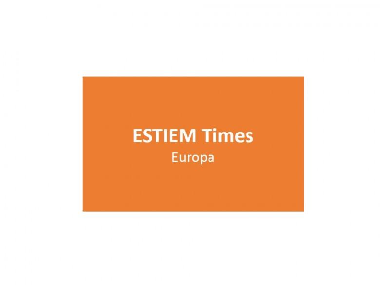 ESTIEM Times