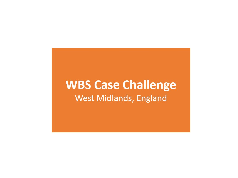 WBS Case Challenge